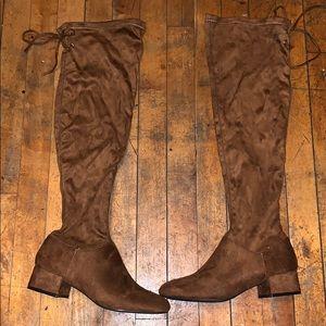 Cute High Thigh Skinny Boots